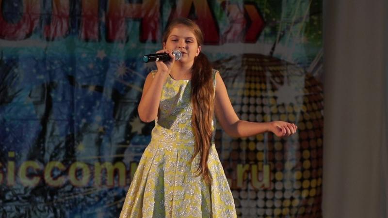 Лабецкая Ксения 11 лет Лауреат 1 степени международного конкурса Звездная волнаг.Краснодар