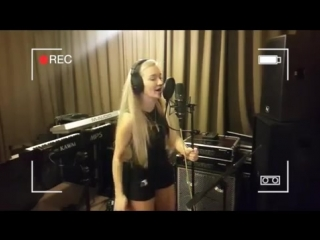 Aerosmith - Cryin (Cover by Lila Stitch) Лила и Стич