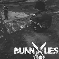Логотип  _BURN to LIES_