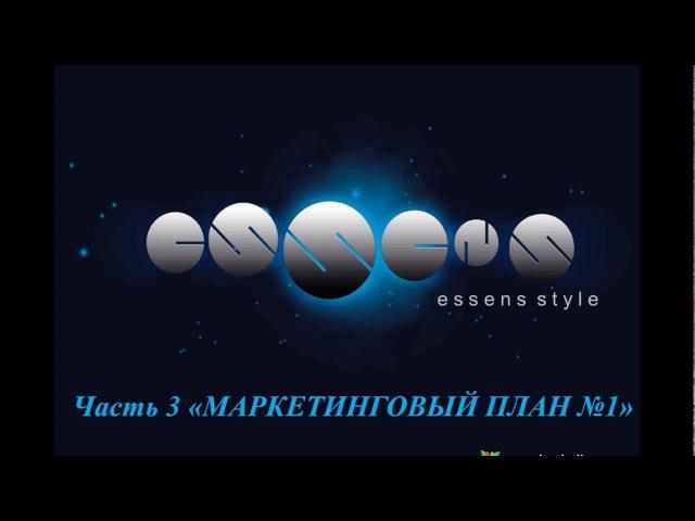 Маркетинг план №1 или Как заработать свои первые 103000 рублей в Essens