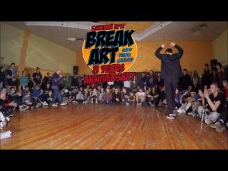 Seven vs. Vint | BREAK ART 8 Years