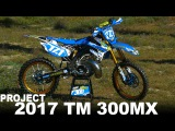 Project 2017 TM 300 two stroke - Motocross Action Magazine