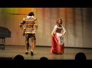 Арлекин и Коломбина Концерт Венецианский златогривый лев ММДМ 27 12 2016