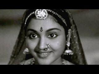 Chhodo Ji Kalaiyan Hamar - Vaijayanti Mala, Shamshad Begum, Bahar Song