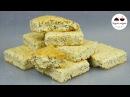 Песочное печенье с маком и ароматом лимона Shortbread