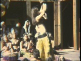 Diane Webber and Perfumes of Araby at Ren Faire at Los Angeles, 1971
