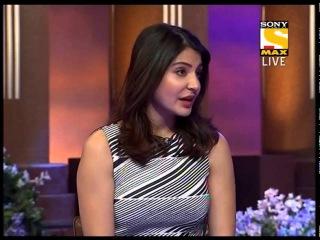 Anushka Sharma on Kjo on Tournament T20