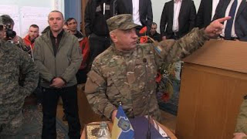 «Айдарівці» звинувачують мера Житомира та депутатів у антиукраїнських діях - Жи...