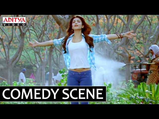 Ramayya Vasthavayya Movie - NTR Shruti Haasan Comedy Scene - Jr.NTR, Samantha, Shruti Hassan