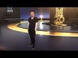 Дима Билан поздравляет МУЗ-ТВ с 20-летием