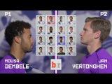 Tottenham Hotspur Chant Battle Mousa Dembele's Ice vs. Jan Vertonghen's Fire