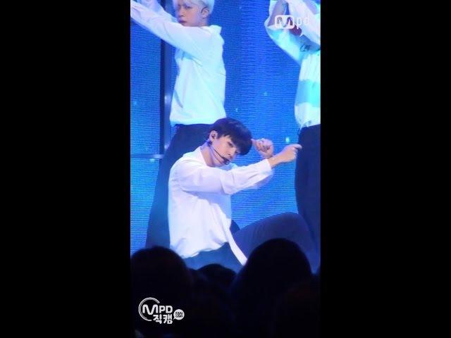 [MPD직캠] 방탄소년단 지민 직캠 Butterfly BTS JIMIN Fancam @엠카운트다운_160512