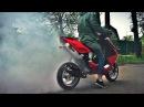 Yamaha Aerox Паши обзор и тестдрайв скутера / review test drive