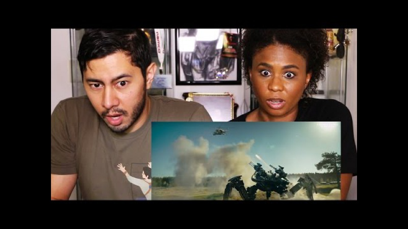 GUARDIANS (Awesome Russian Trailer) Reaction by Jaby Cortney!