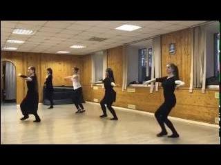 Урок грузинского аджарского танца