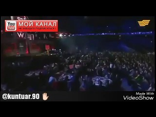 Кайрат Нуртас Газизхан Шекербеков - Кориктим 🆕 2017 (иновациялык) шоу концерт