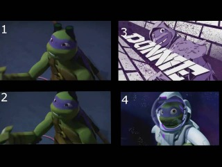 TMNT 2012 Theme Songs In Comparison
