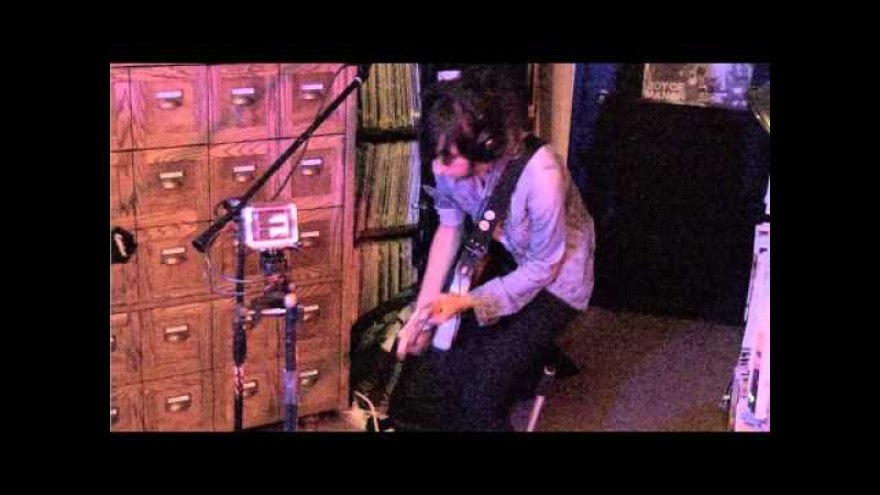 Lorelle Meets The Obsolete - What's Holding You? / Golden Hair - Live at KFJC