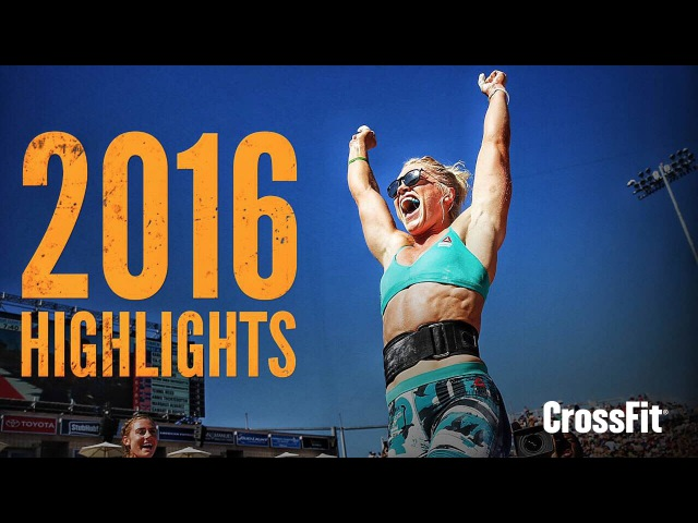 The CrossFit Games 2016 Highlights