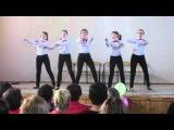 Девчонки ) Танец на День Учителя !