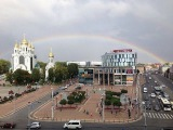 Град в Калининграде 16 июня 2016г