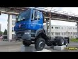 TATRA Phoenix Euro 5 chassis for UDS excavator - truck walkaround