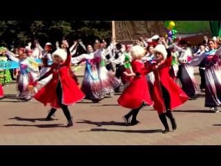 Праздник 1 мая Концерт на площади в честь праздника