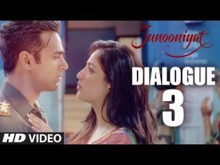 JUNOONIYAT Dialogue Promo - Tu Pyaar Se Darti Hai? | Pulkit Samrat, Yami Gautam | T-Series