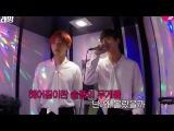 Engsub BTS (JungKook &amp V) sing BIGBANG - IF YOU, BANG BANG BANG @M2 Burning Karaoke