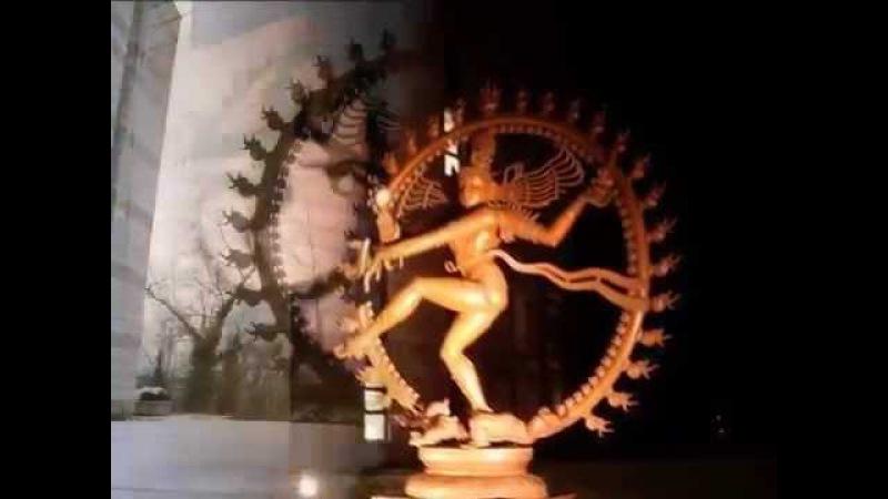 ЦЕРН выпустило видео Танец Шивы,