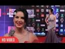 Sunny Leone At Zee Cine Awards 2017 | Viralbollywood