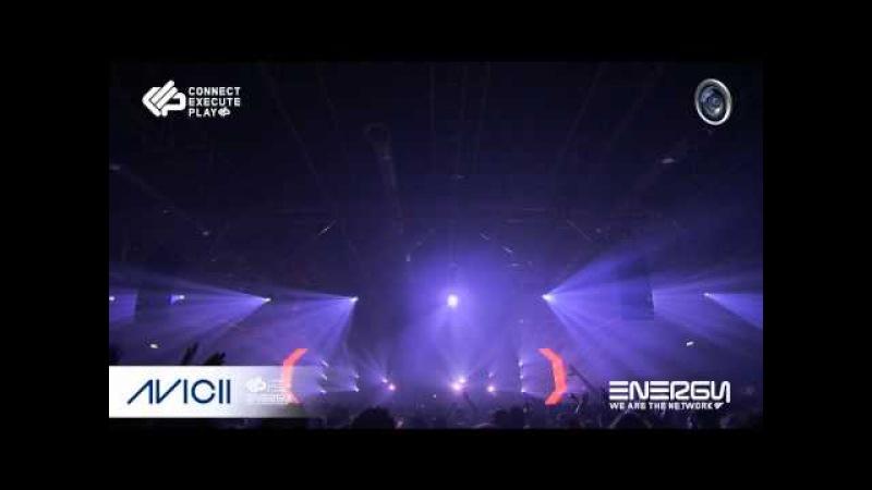 Energy The Network 2011 | Avicii DJ live set movie