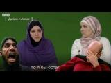 Неловкие вопросы мусульманкам о хиджабах. Видео-бомба!