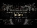 DARKTOWER Destroy the House ov Ha'shem OFFICIAL LYRIC VIDEO