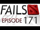 Dota 2 Fails of the Week - Ep. 171