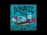 Various  B-Music - Drive In,Turn On,Freak Out 60's  RockSoulPopFolkWorld Music Compilation