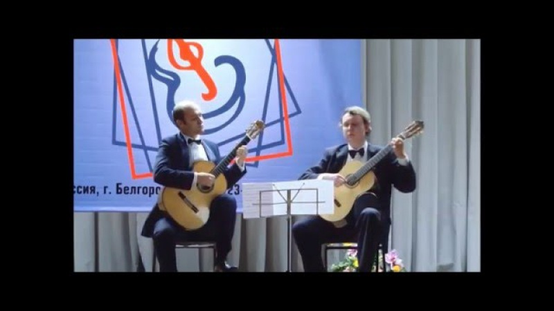 R. Mamedkuliev/Y. Aleshnikov - E. Granados. Danza espanola no 2 ORIENTAL