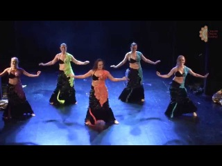 Cracow Orient Festival 2015- Sihir Stars, Belly Dance & ACDC!