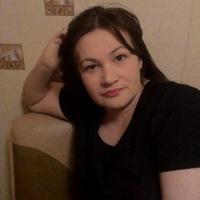 Анкета Елена Костюкова