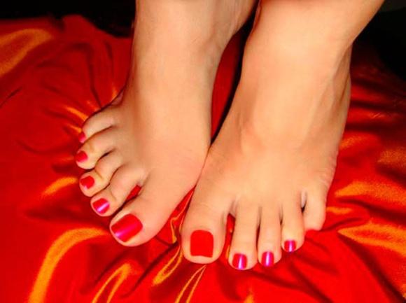 Красивые пальцы ног девушек фото в контакте — img 13