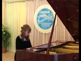 Фестиваль юных дарований имени Валерия Гаврилина прошел в Кадникове
