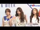 CLIP/NEWS 29.03.17 Sojin, Hyemi, Keumjo @ `HERA` Seoul Fashion Week