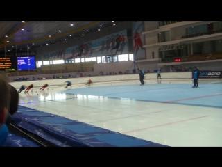 Д. Ср. 500 м четверть финал 2