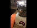 Оливье за15 секунд с кухонным комбайном😘