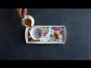 Фуд Плейтинг Albert Adria on Food Synergies Food Plating
