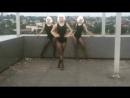 RedFlame show ballet backstage Донецк