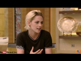 Kristen Stewart Interview - Cafe Society  Live with Kelly 2016 July 14