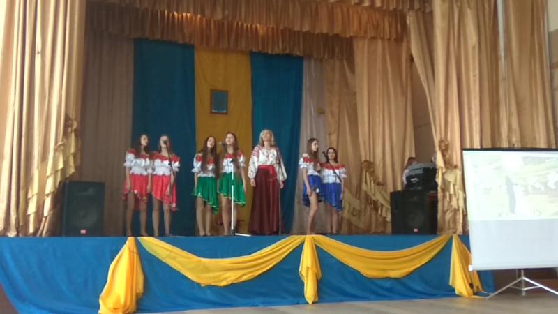 Творчий звіт колективів художньої самодіяльності БТЕК КНТЕУ ч3