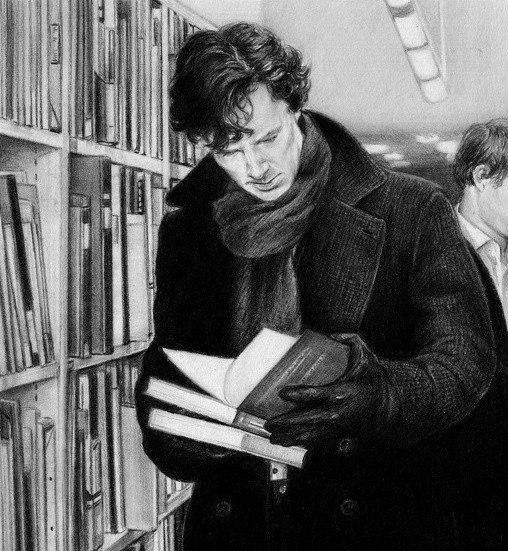Ваш любимый мужской персонаж из литературного произведения?