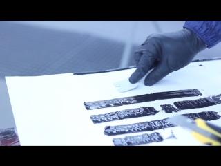 Кузовные герметики - особенности работы с ними и получение швов различной фактуры.